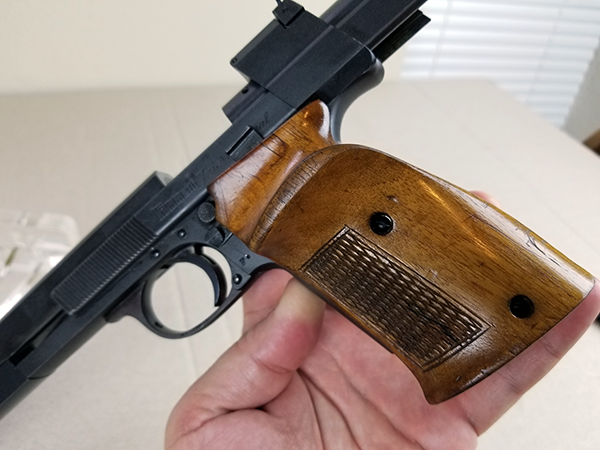 SPF: Hammerli Model 207 American (Final Price Drop) 20190616