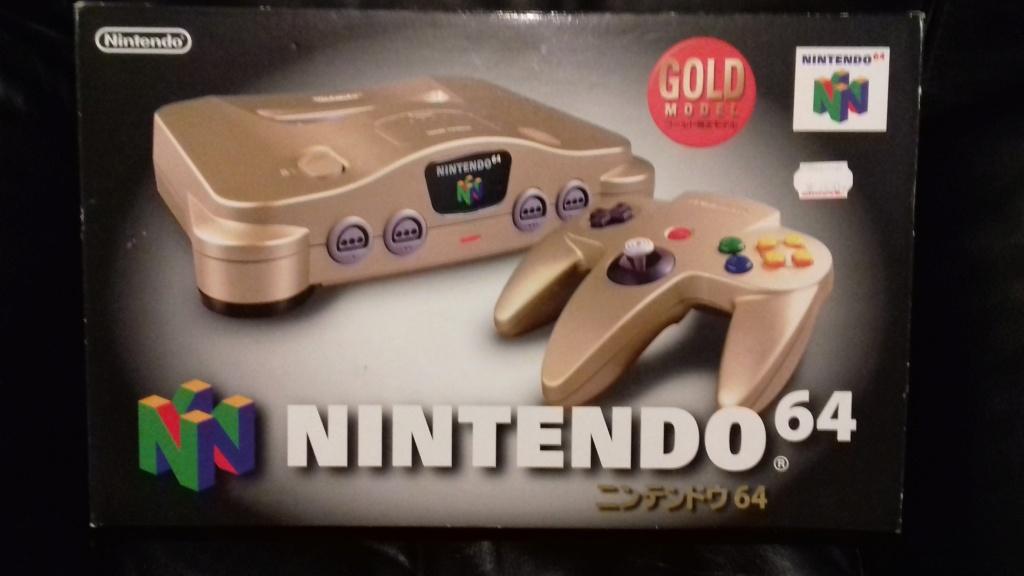 VDS - Collection Nintendo 64 - MAJ baisse ultime de tous les prix ! - Page 2 20181023