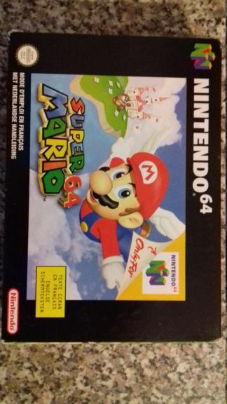 VDS - Collection Nintendo 64 - MAJ baisse ultime de tous les prix ! - Page 3 20181034