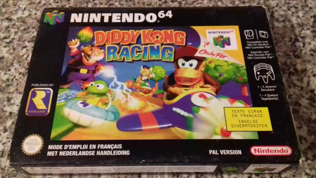 VDS - Collection Nintendo 64 - MAJ baisse ultime de tous les prix ! - Page 3 20181036