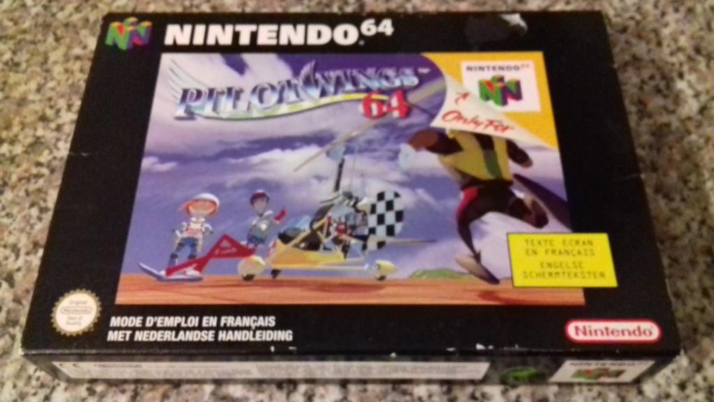 VDS - Collection Nintendo 64 - MAJ baisse ultime de tous les prix ! - Page 3 20181037