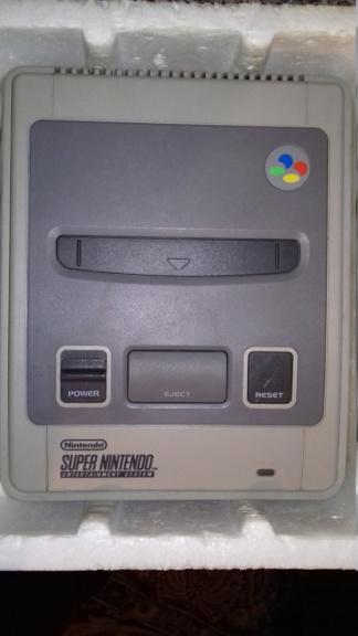 VDS - Console Super Nintendo Complète en Boite 20181042