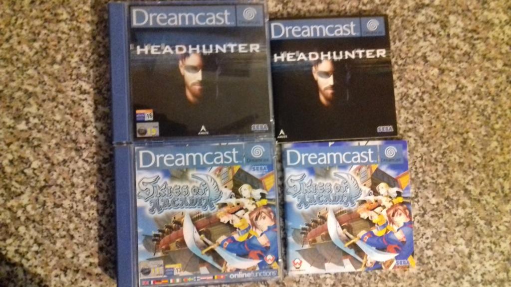 VDS - Collection Dreamcast 20181111