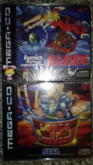 -VDS - Collection jeux Mega CD Pal 20190113