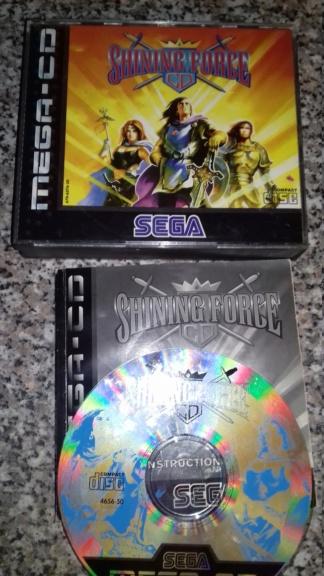 -VDS - Collection jeux Mega CD Pal 20190114