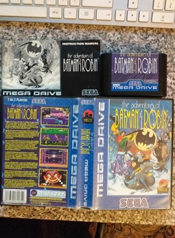 VDS/ECH - jeux MD + mags JV Abat10