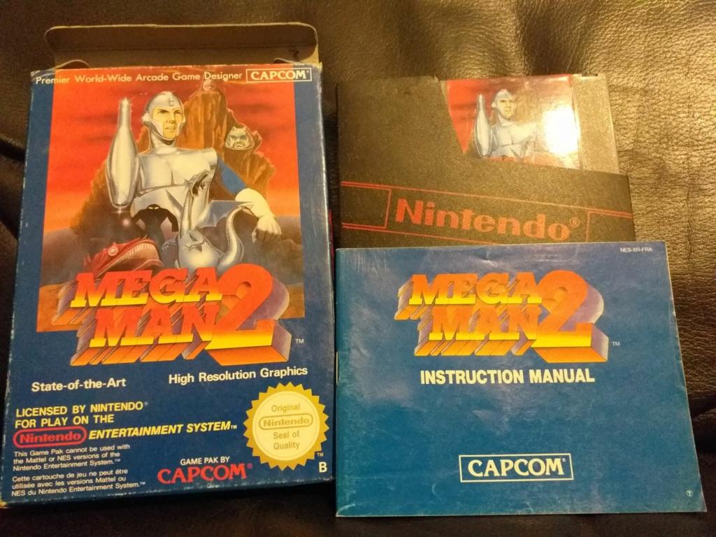 VDS/ECH - Megaman 2 complet NES PAL FR Megama10