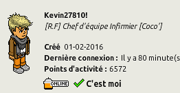 [ C.H.U] Rapports d'activités  [Kevin27810] - Page 38 Captu457