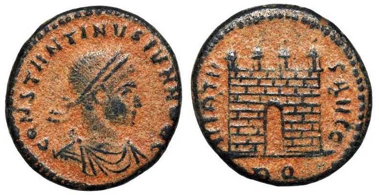 Constantin II pour Rome C214