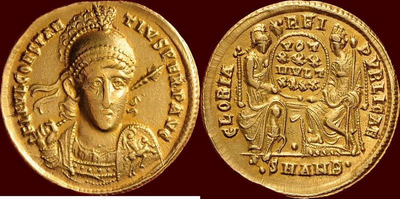 Constance II pour Antioche C219