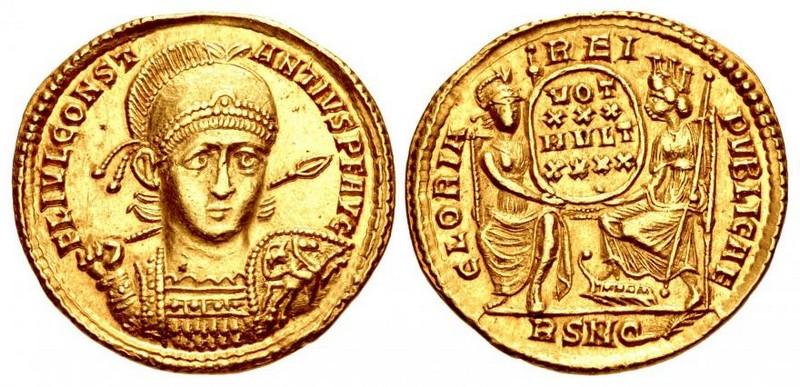 Constance II pour Rome C220