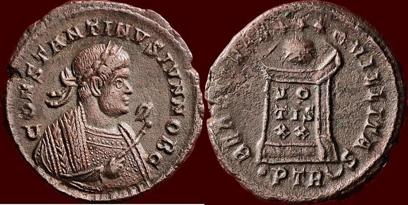 Constantin II pour Treves C2t10