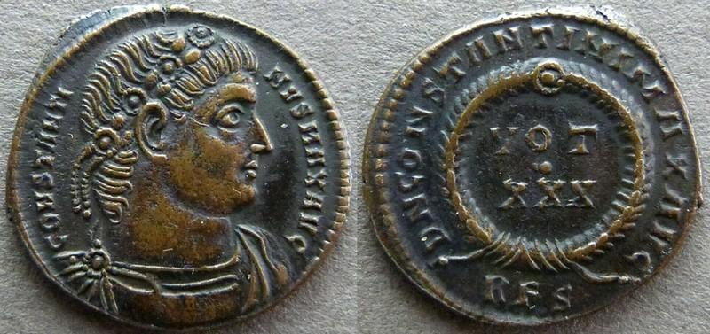 Constantin I pour Rome Crome10