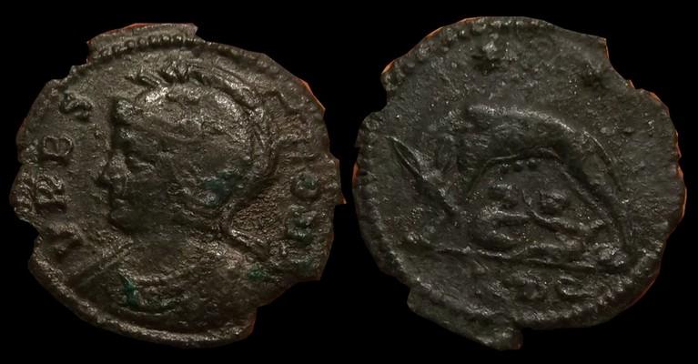 Collection  Moineau 25:   Constantin I / Commémoratives / Constantin II  Lv_moi10