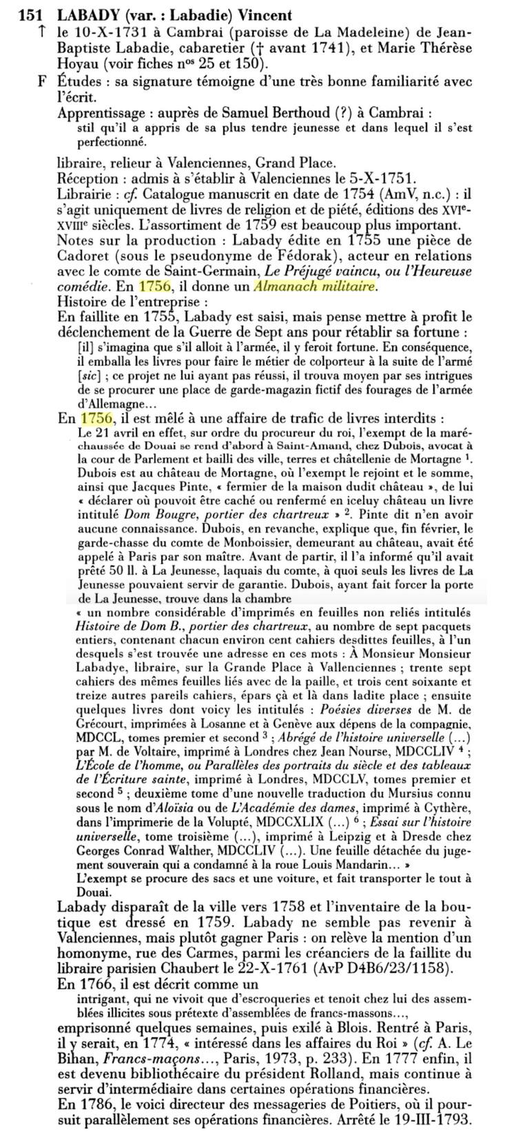 Raspe trois éditions: 1761,1762,1774 Captur10