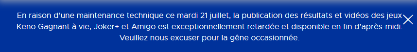 Pronostics Keno du Mardi 21 Juillet 2020 Midi (15274)  2020-017