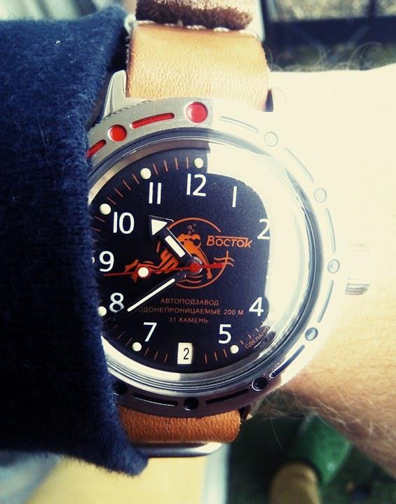 [Vendu] Lot Vostok Amfibia Reef + Vostok Amphibia 18217410