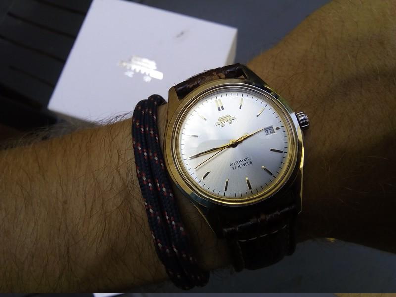 [VENDU] Beijing Watch Factory - Modèle 55e anniversaire – mouvement manufacture – Révisée  Img_2025