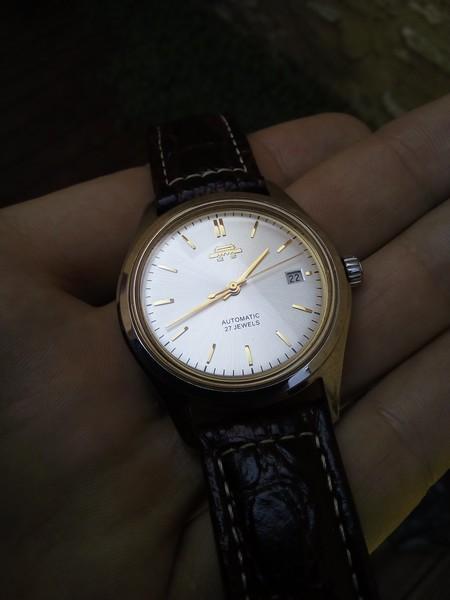 [VENDU] Beijing Watch Factory - Modèle 55e anniversaire – mouvement manufacture – Révisée  Img_2028