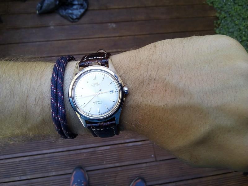 [VENDU] Beijing Watch Factory - Modèle 55e anniversaire – mouvement manufacture – Révisée  Img_2031