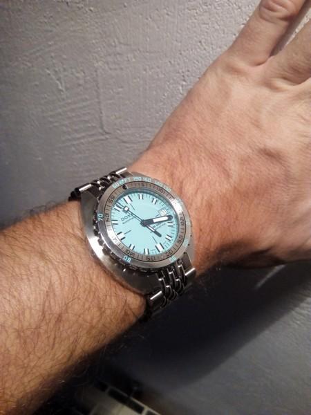 [CLOSE] - Doxa sub300t Aquamarine - 2020 garantie  Img_2462