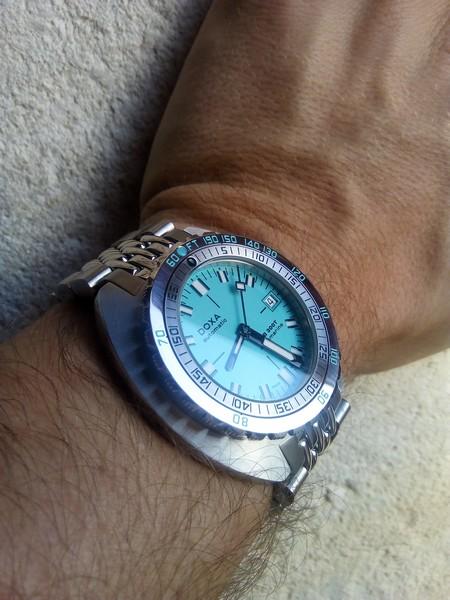 [CLOSE] - Doxa sub300t Aquamarine - 2020 garantie  Img_2464