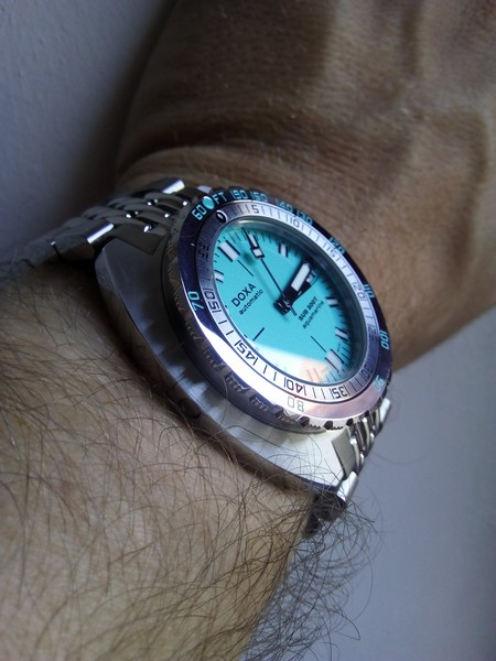 [CLOSE] - Doxa sub300t Aquamarine - 2020 garantie  Img_2474