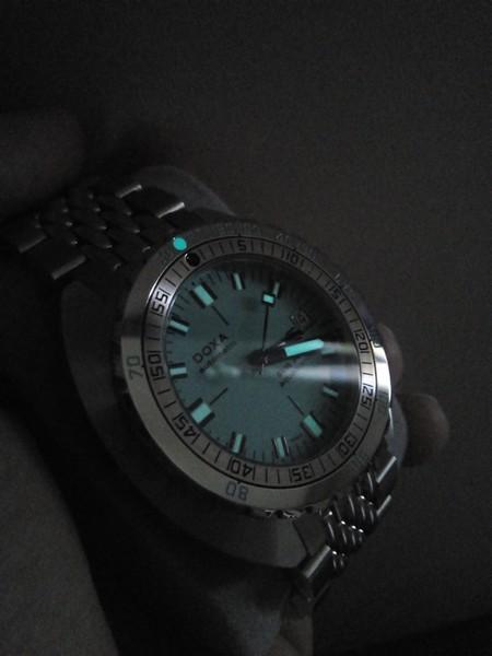 [CLOSE] - Doxa sub300t Aquamarine - 2020 garantie  Img_2478