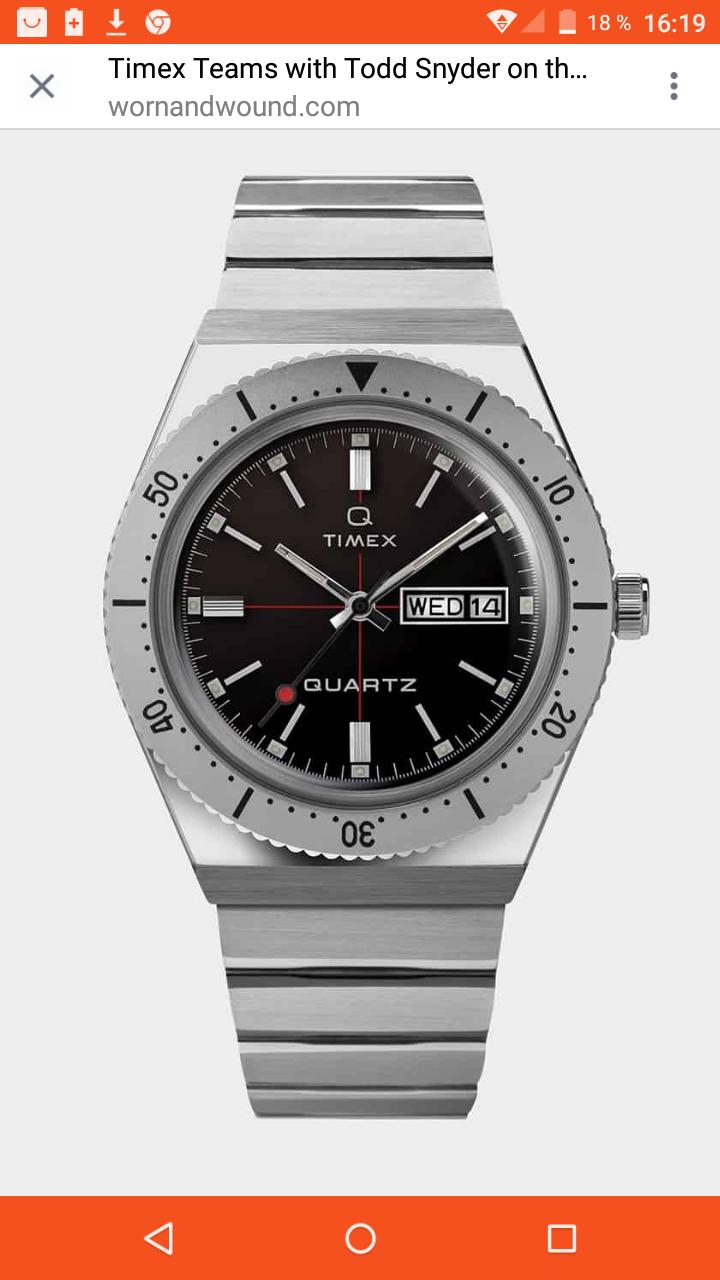 Q Timex Quartz Screen18