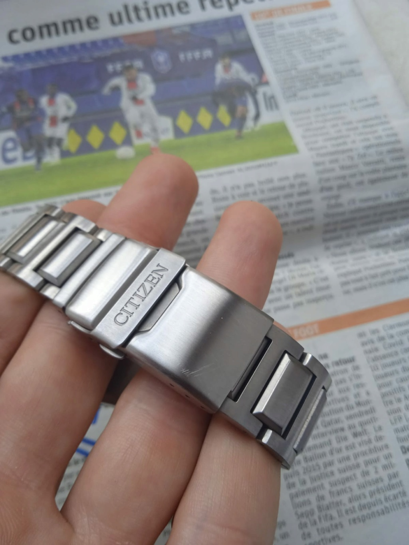 [Vends-Echange] Citizen promaster tough 200m monobloc eco-drive - 150€ Whatsa54