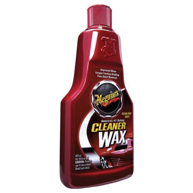 Meguiar's cleaner wax  S-l64010