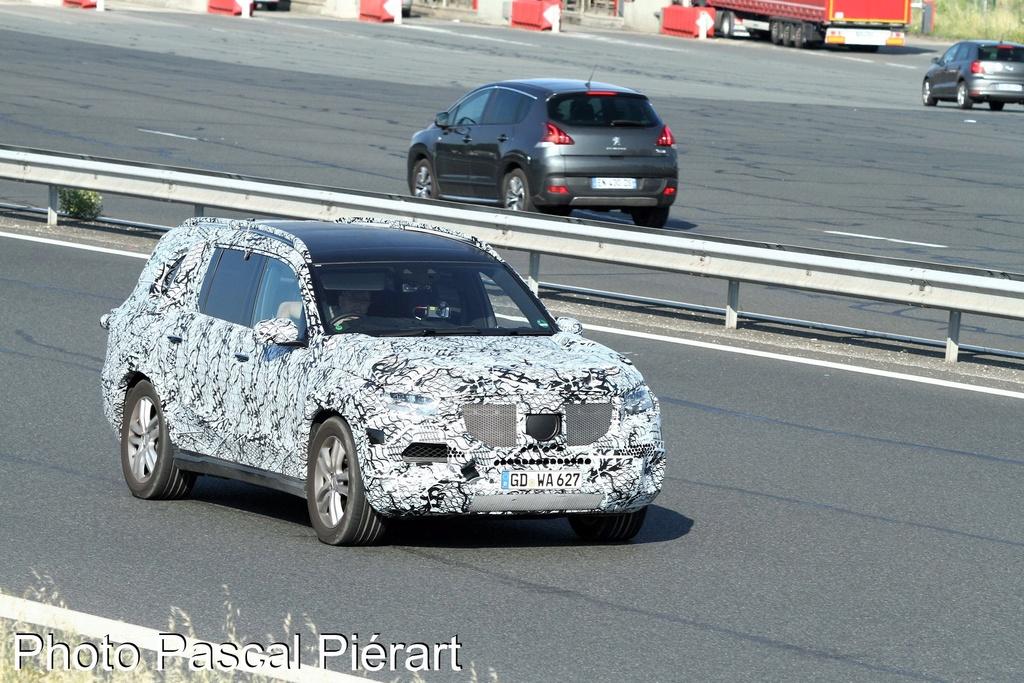 2018 - [Mercedes] GLS II - Page 3 35526710