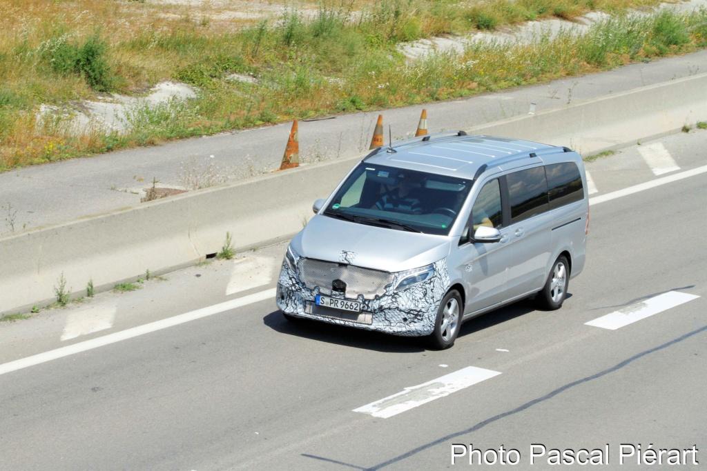 2014 - [Mercedes] Classe V/Vito - Page 11 Protot14