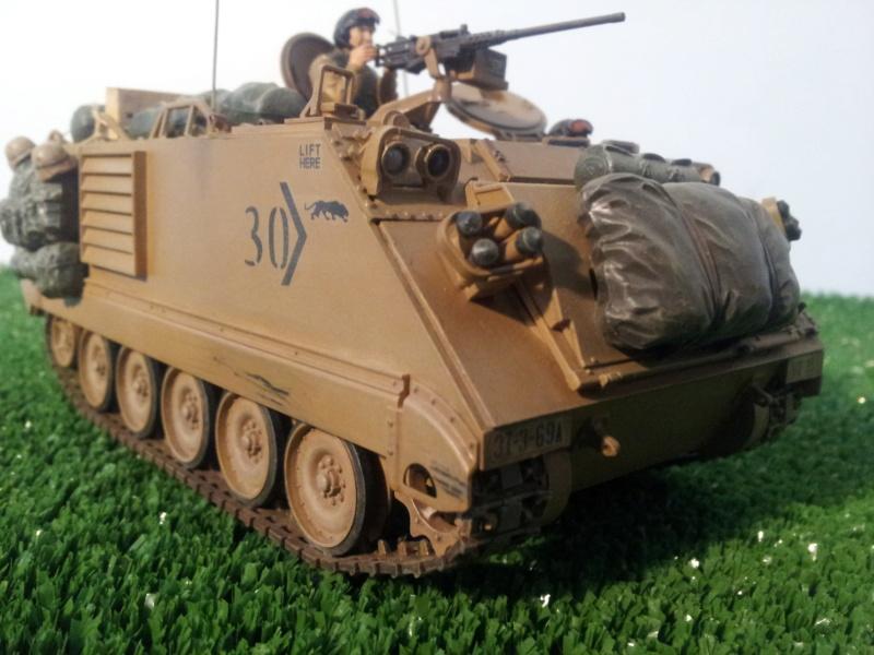 US M113 A2 Tamiya 1/35 20140115