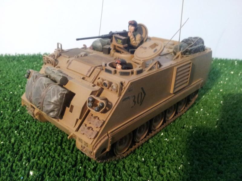 US M113 A2 Tamiya 1/35 20140116