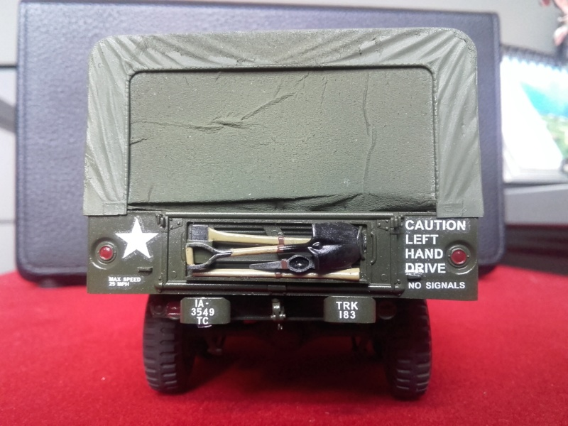 Dodge WC63 MG 1/35 AFV club - Page 2 20180717