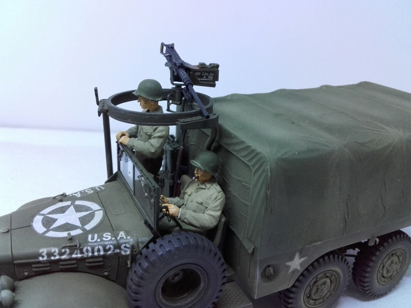 Dodge WC63 MG 1/35 AFV club - Page 2 20180820