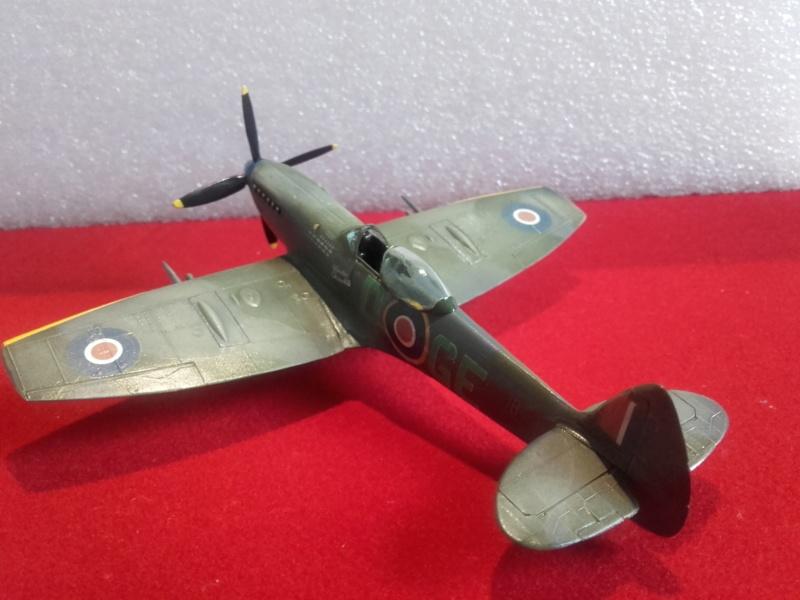 Spitfire MK XVI (Heller) 1/72 20181012