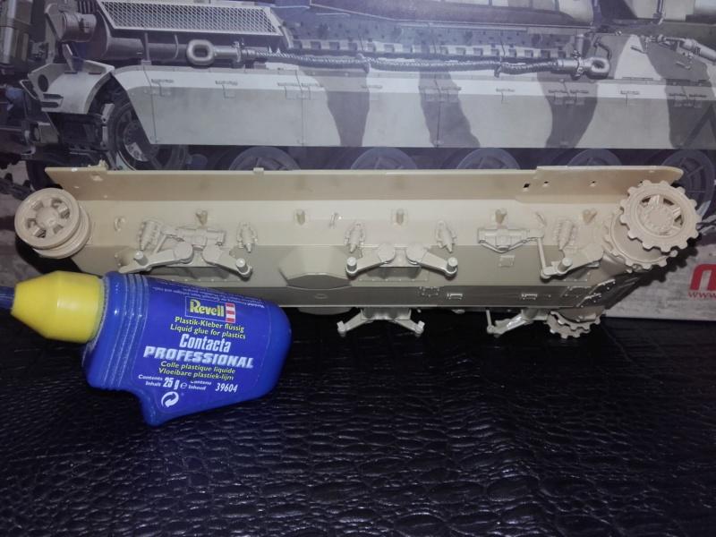 AMX 30 B2 (1/35 Meng ) - Desert Storm opération Daguet 1991 20190111