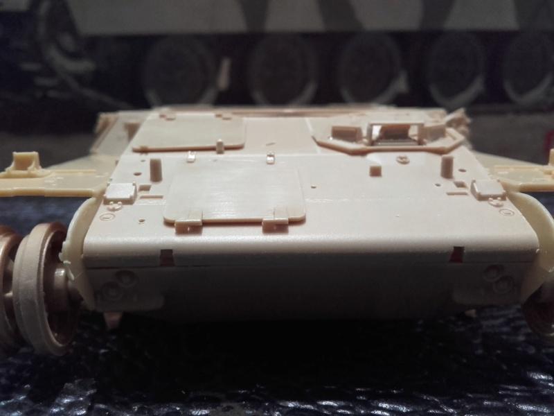 AMX 30 B2 (1/35 Meng ) - Desert Storm opération Daguet 1991 20190114