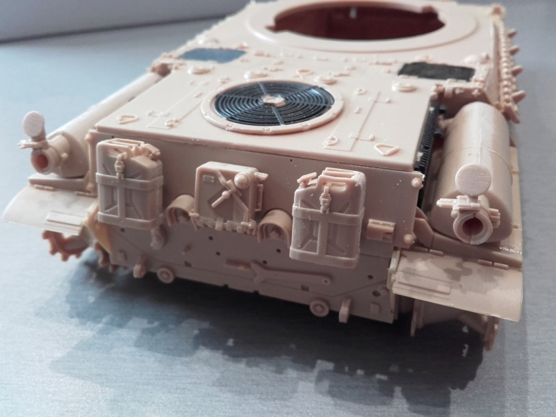 AMX 30 B2 (1/35 Meng ) - Desert Storm opération Daguet 1991 20190115