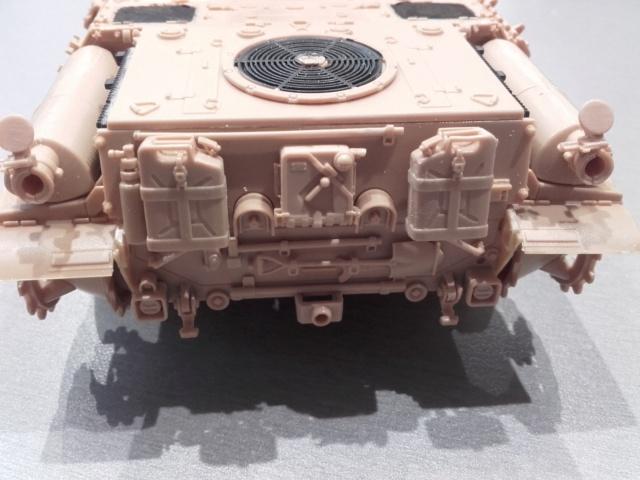 AMX 30 B2 (1/35 Meng ) - Desert Storm opération Daguet 1991 20190116