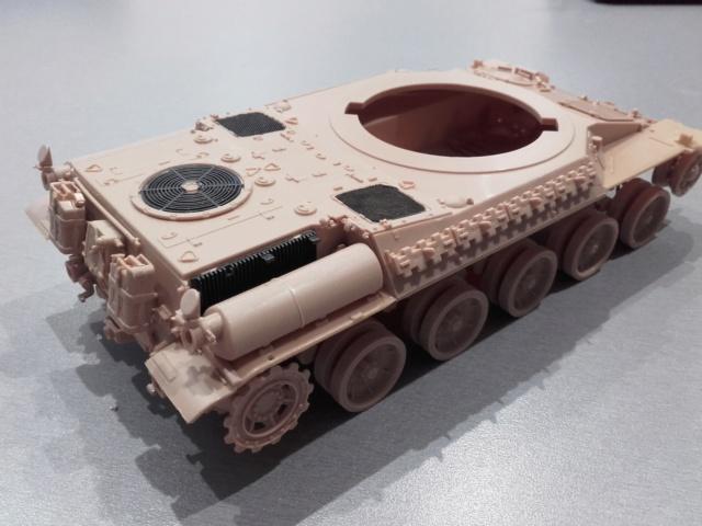 AMX 30 B2 (1/35 Meng ) - Desert Storm opération Daguet 1991 20190117