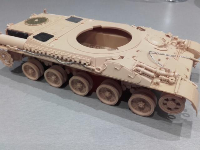 AMX 30 B2 (1/35 Meng ) - Desert Storm opération Daguet 1991 20190118