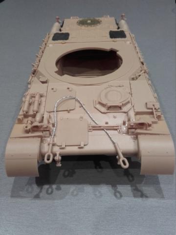 AMX 30 B2 (1/35 Meng ) - Desert Storm opération Daguet 1991 20190119