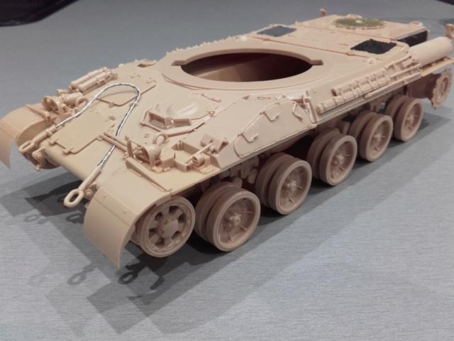 AMX 30 B2 (1/35 Meng ) - Desert Storm opération Daguet 1991 20190120