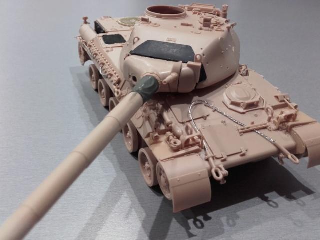 AMX 30 B2 (1/35 Meng ) - Desert Storm opération Daguet 1991 20190121