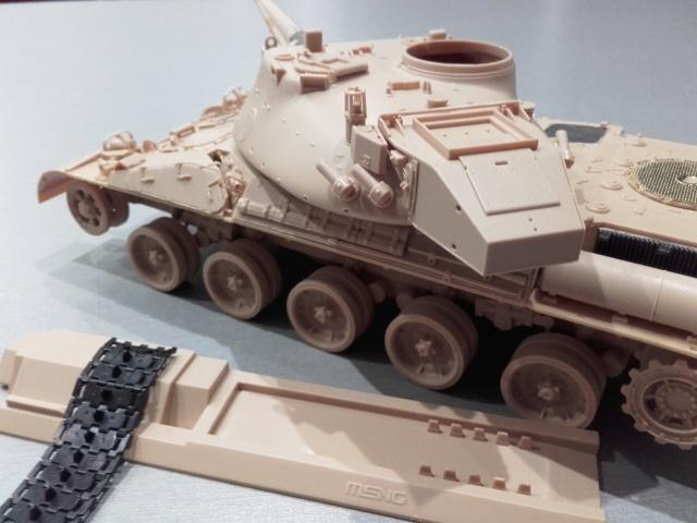AMX 30 B2 (1/35 Meng ) - Desert Storm opération Daguet 1991 20190122