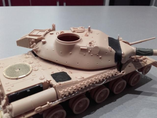 AMX 30 B2 (1/35 Meng ) - Desert Storm opération Daguet 1991 20190123