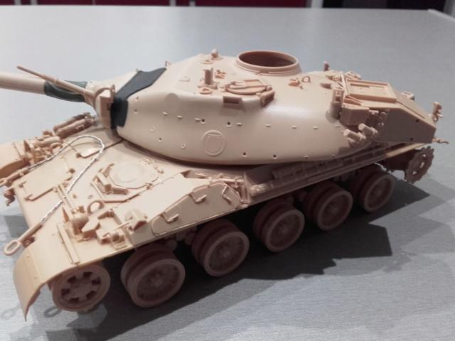 AMX 30 B2 (1/35 Meng ) - Desert Storm opération Daguet 1991 20190124